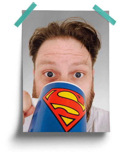 Rob-Halden-Superman-Mug-Photo