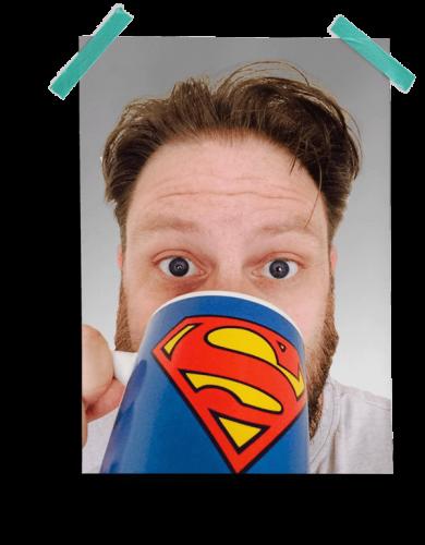Rob-Halden-Superman-Mug-Photo